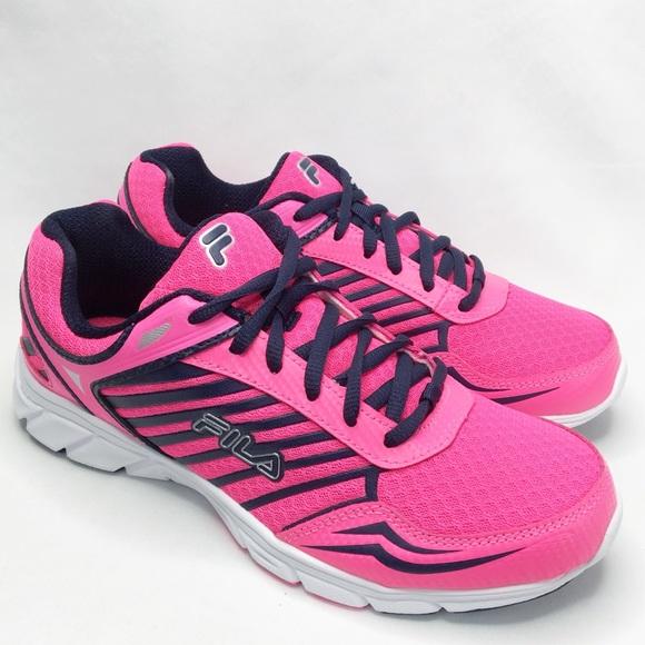 6a1b3927c228 Fila Gamble Running Shoes Womens 8